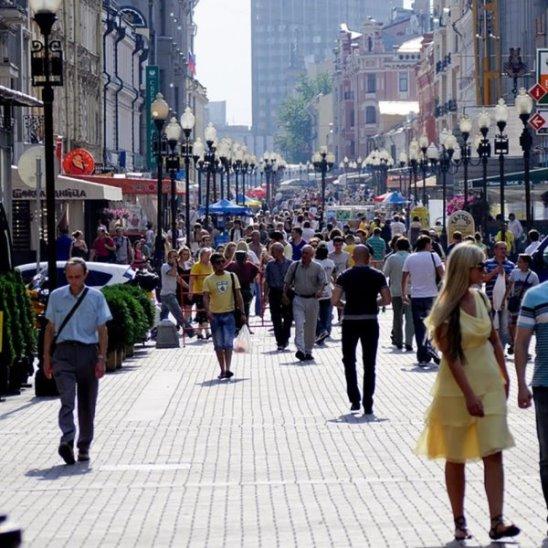 Количество туристов, приезжающих в Москву, выросло вдвое