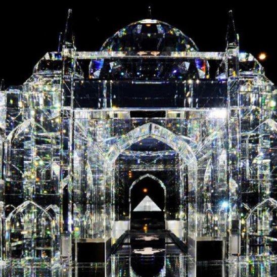 Кристальные миры Swarovski — самый яркий и необычный музей Австрии