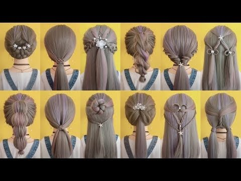 30 Amazing Hair Transformations - Easy Beautiful Hairstyles Tutorials 🌺 Best Hairstyles for Girls #3