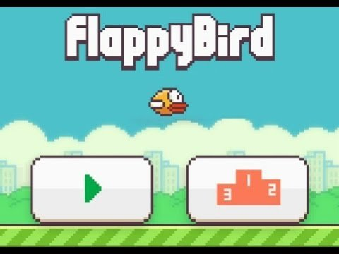 Flappy Birds ALIVE! His full analogue Flappy Wings! Good result 12 coins!