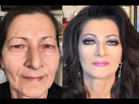 Amazing makeup tranforms by Anar_agakishiev