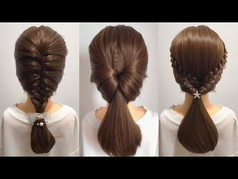 13 Amazing Hair Transformations - Easy Beautiful Hairstyles Tutorial 🌺 Best Hairstyles for Girls #51