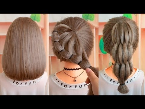 Hairstyles tutorials for girls | TOP 28 Amazing Hairstyles Tutorials Compilation | 2018