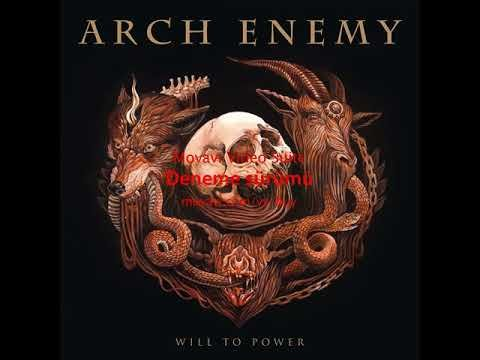 Arch Enemy - Blood in the Water (Will To Power)