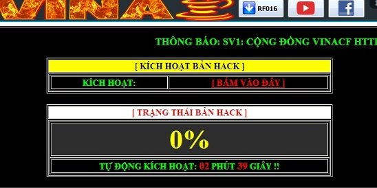 Kingprawn info : Hack vinacf vip