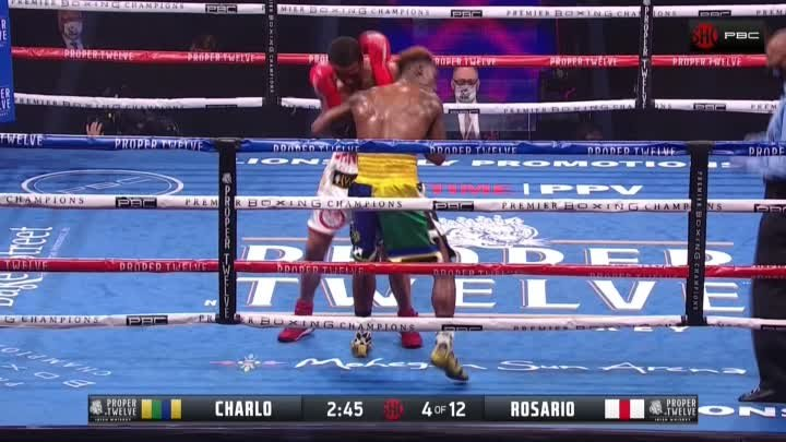 Jermell Charlo vs. Jason Rosario / Джермелл Чарло – Хейсон Росарио