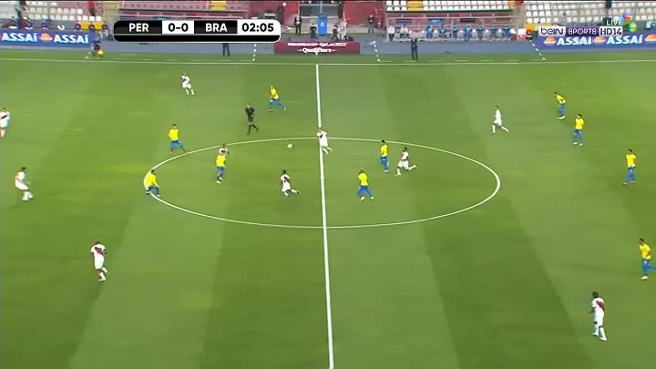 Peru vs Brazil –  & Full Match