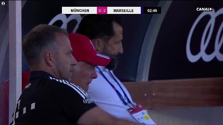 Bayern Munchen 1 - 0 Marseille