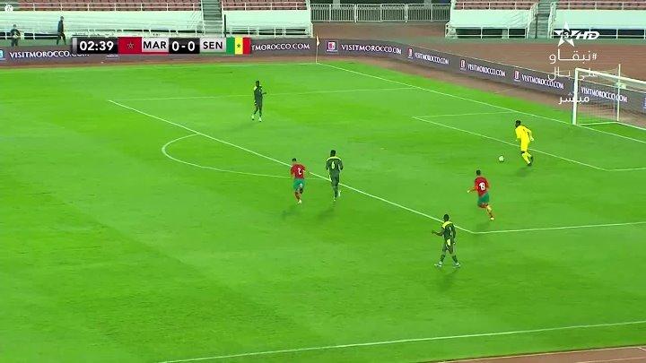 Morocco vs Senegal –  & Full Match
