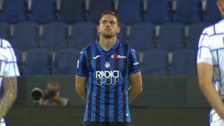 Atalanta 0 - 2 Inter Milan