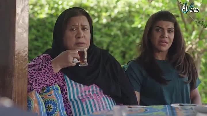 مسلسل خمس بنات الحلقة 17 هوا دراما