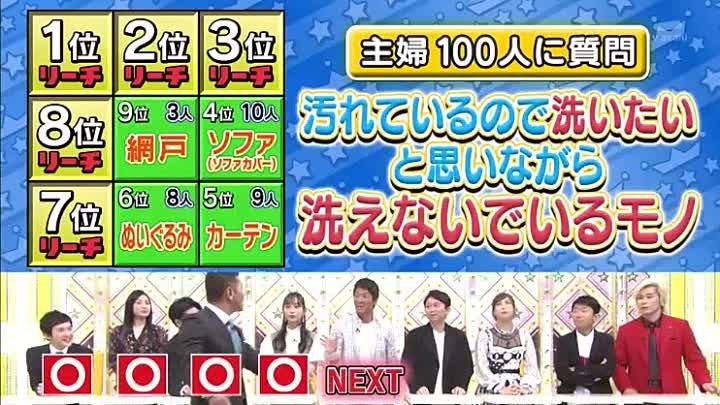 くりぃむクイズ ミラクル9 2時間SP – 191009