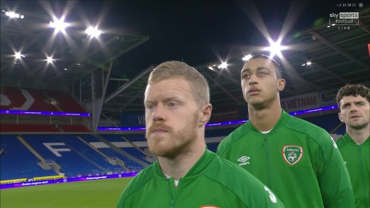 Wales vs Republic of Ireland –  & Full Match