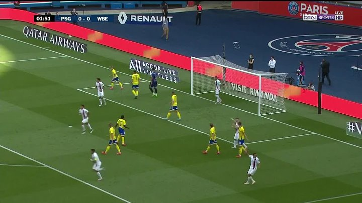 Paris Saint Germain vs Waasland-Beveren –  & Full Match