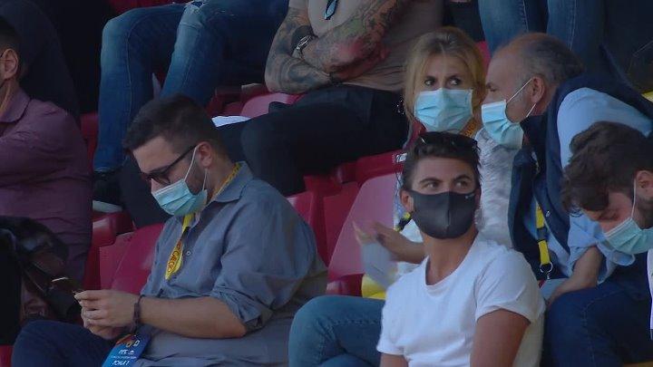 Benevento 0 - 1 Inter Milan