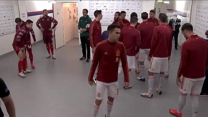 Switzerland vs Spain –  & Full Match