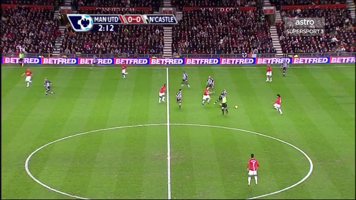 EPL Classic Match – Man Utd v Newcastle – 2008