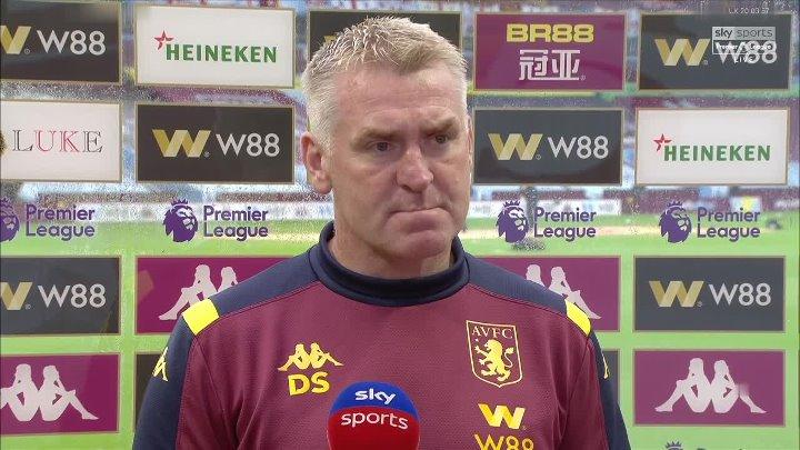 Aston Villa vs Manchester United –  & Full Match