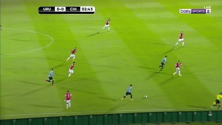 Uruguay vs Chile –  & Full Match
