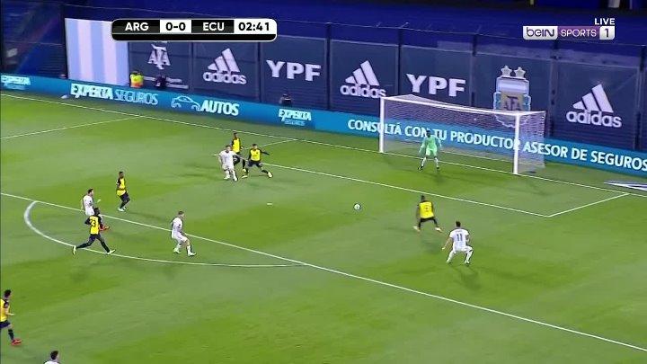 Argentina vs Ecuador –  & Full Match