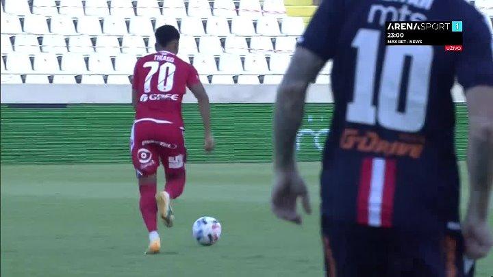 Omonia Nicosia vs Crvena Zvezda –  & Full Match
