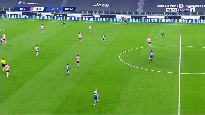 Juventus vs Hellas Verona –  & Full Match