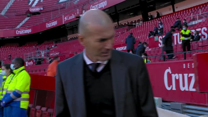 Sevilla vs Real Madrid –  & Full Match