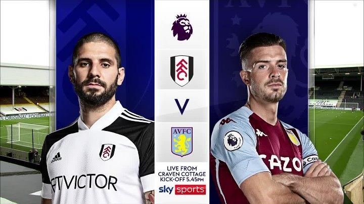 Fulham 0 - 3 Aston Villa