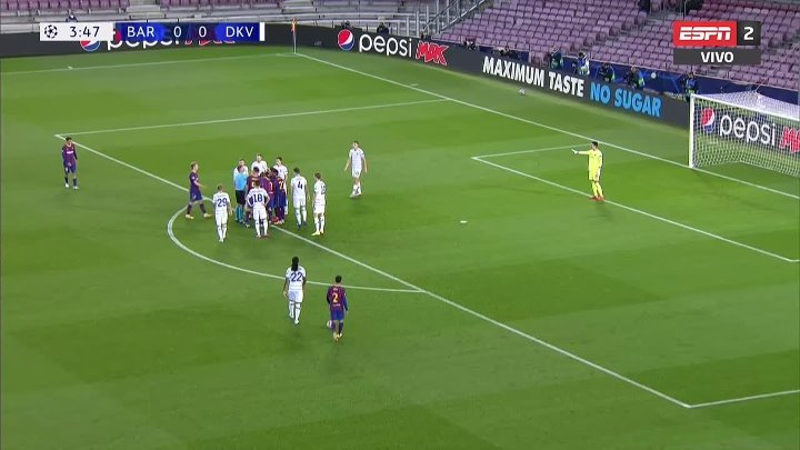 Barcelona vs Dynamo Kyiv –  & Full Match