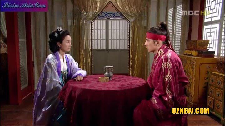 Jumong afsonasi 13 - Qism (Uzbek tilida) HD
