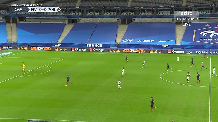 France vs Portugal –  & Full Match
