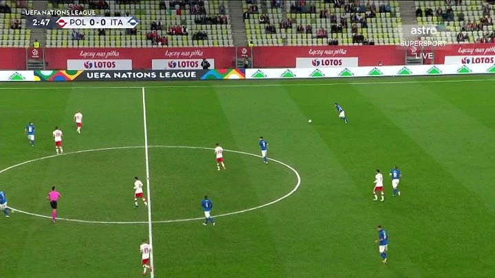 Poland vs Italy –  & Full Match