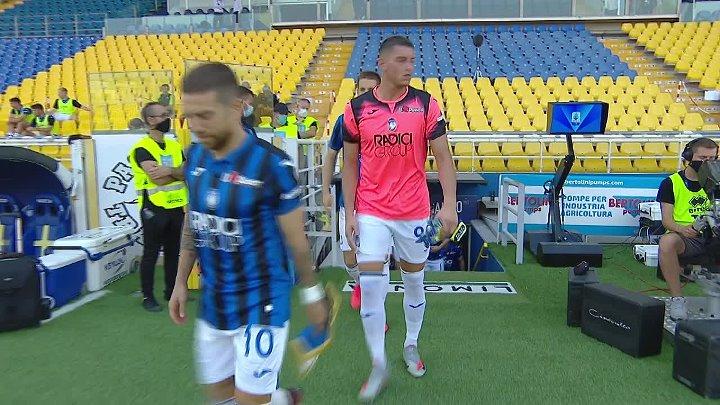 Parma 1 - 2 Atalanta