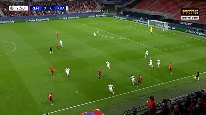 Rennes vs Krasnodar –  & Full Match