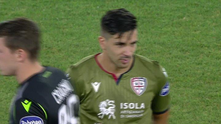Lazio 2 - 1 Cagliari