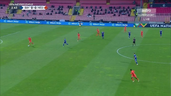 Bosnia-Herzegovina vs Netherlands –  & Full Match