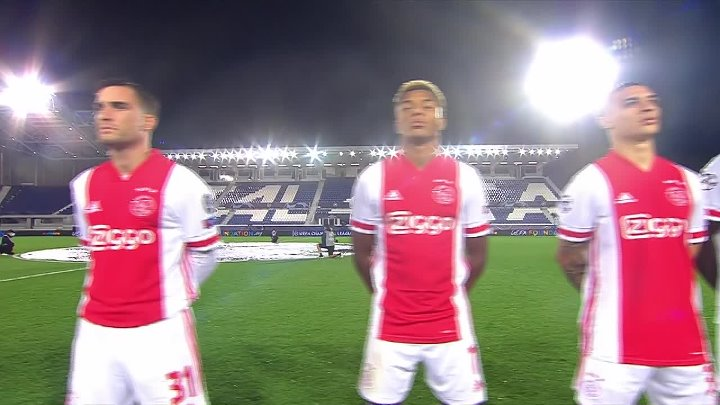 Atalanta vs Ajax –  & Full Match