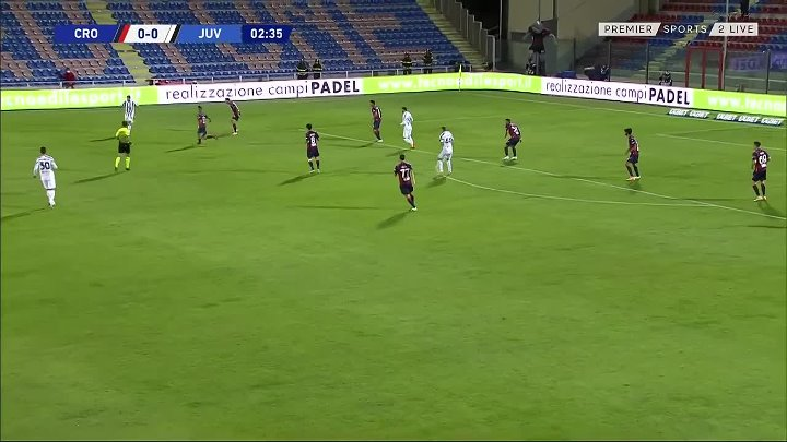 Crotone vs Juventus –  & Full Match