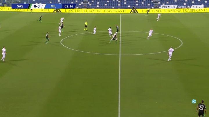 Sassuolo 1 - 2 AC Milan