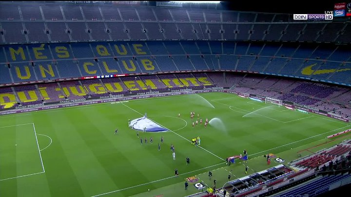 Barcelona vs Atlético Madrid –  & Full Match