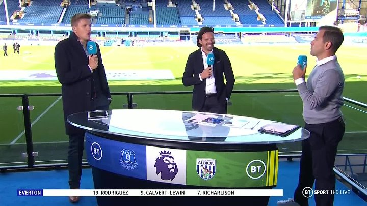 Everton vs West Bromwich Albion –  & Full Match