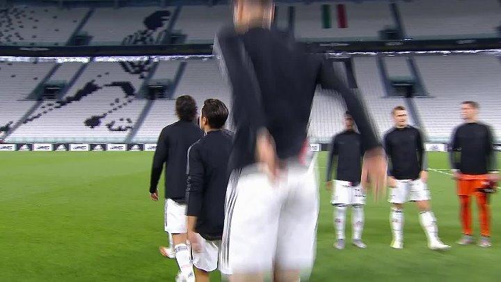 Juventus 2 - 0 Sampdoria