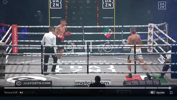 Ivan Zucco [11-0-0] vs Pavel Zgurean [7-4-0] - Boxing Fights Videos