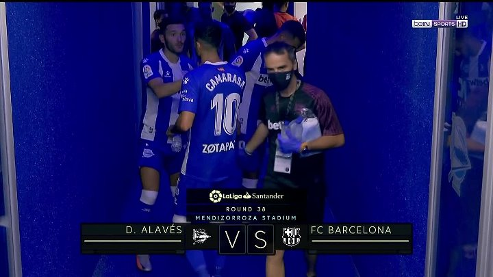Deportivo Alavés vs Barcelona –  & Full Match