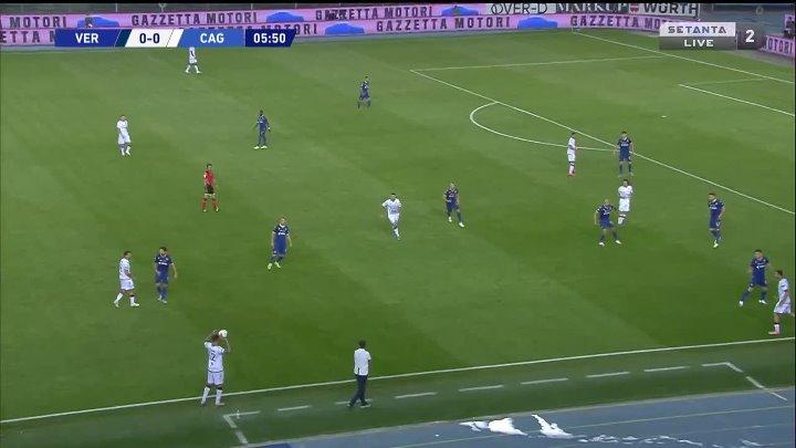 Video Verona Cagliari Serie A Italy 2020 06 20 Full Matches Futbik Latest Football Videos Football Highlights And Football Matches