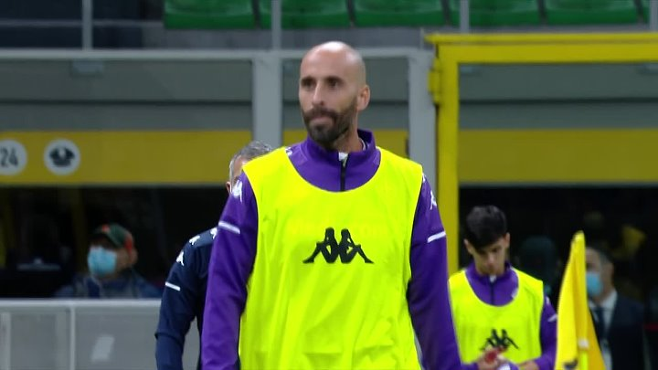 Inter Milan 4 - 3 Fiorentina