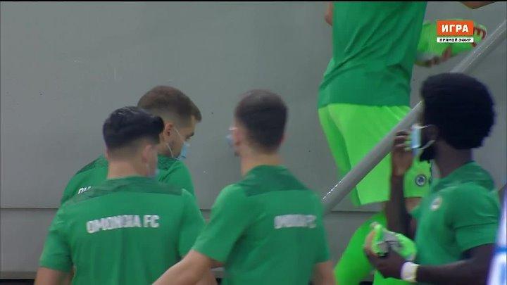 Olympiakos Omonia Goals And Highlights