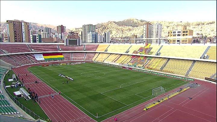 Bolivia vs Argentina –  & Full Match