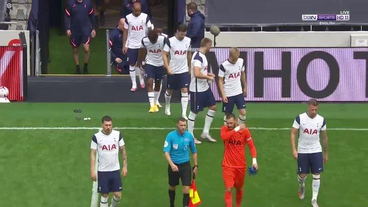 Tottenham Hotspur 4 - 1 Reading