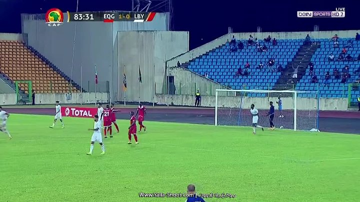 Equatorial Guinea Libya Goals And Highlights